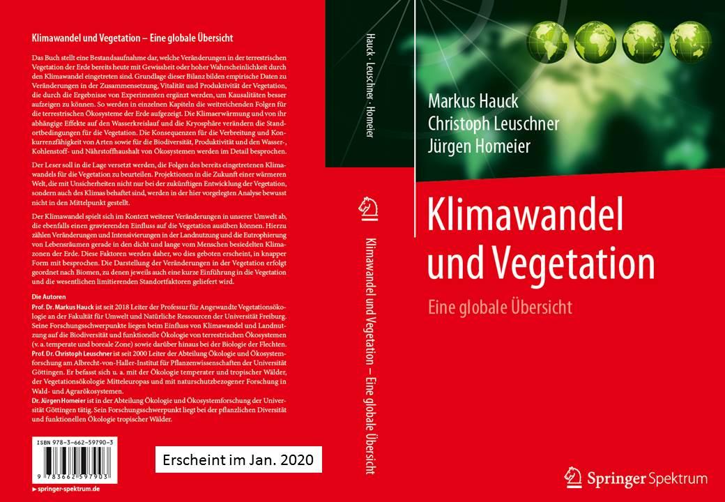 Klimawandel und Vegetation